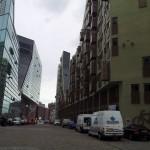 Appartementen t.o. het hotel