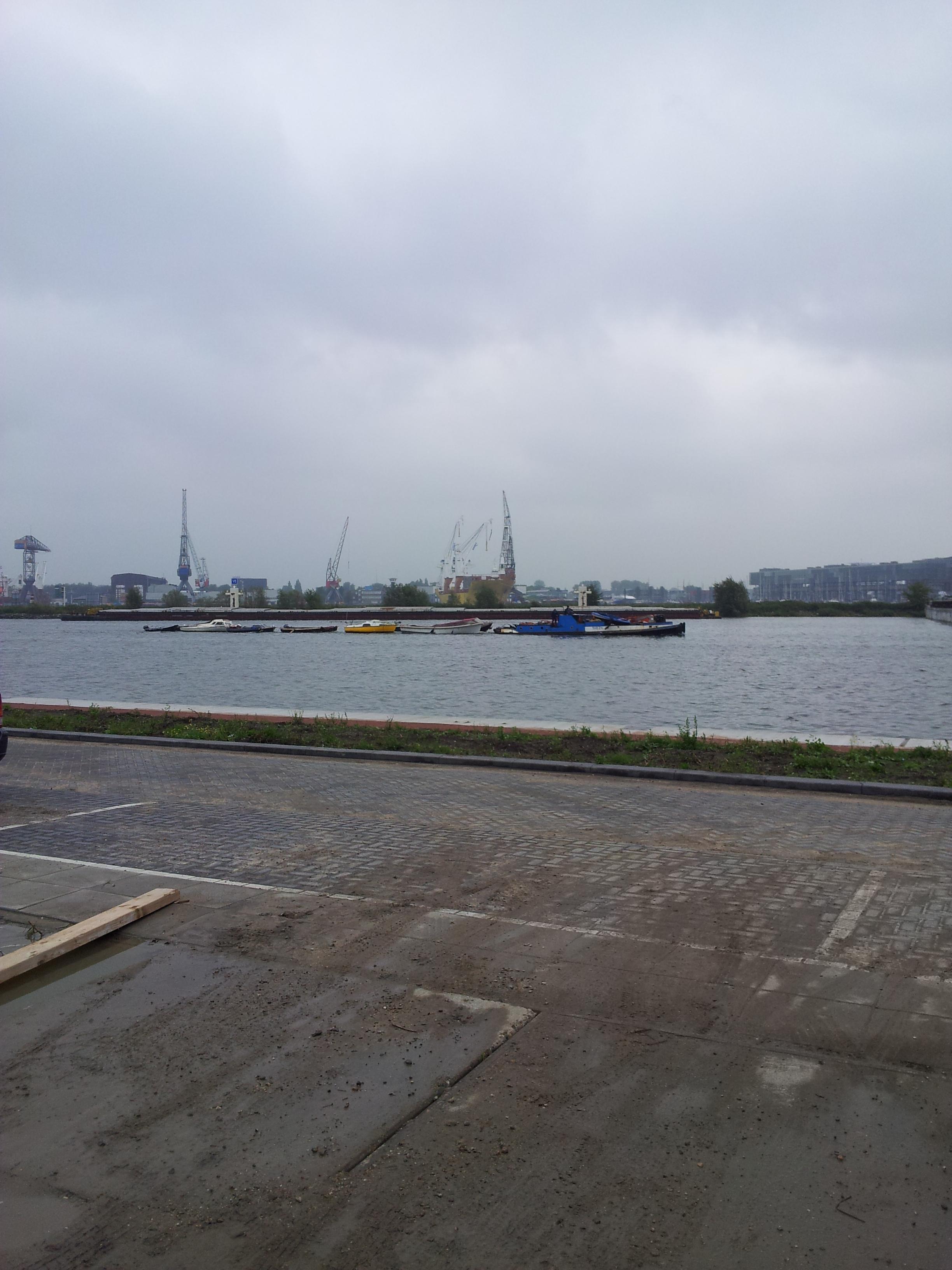 Scheepvaart A`dam