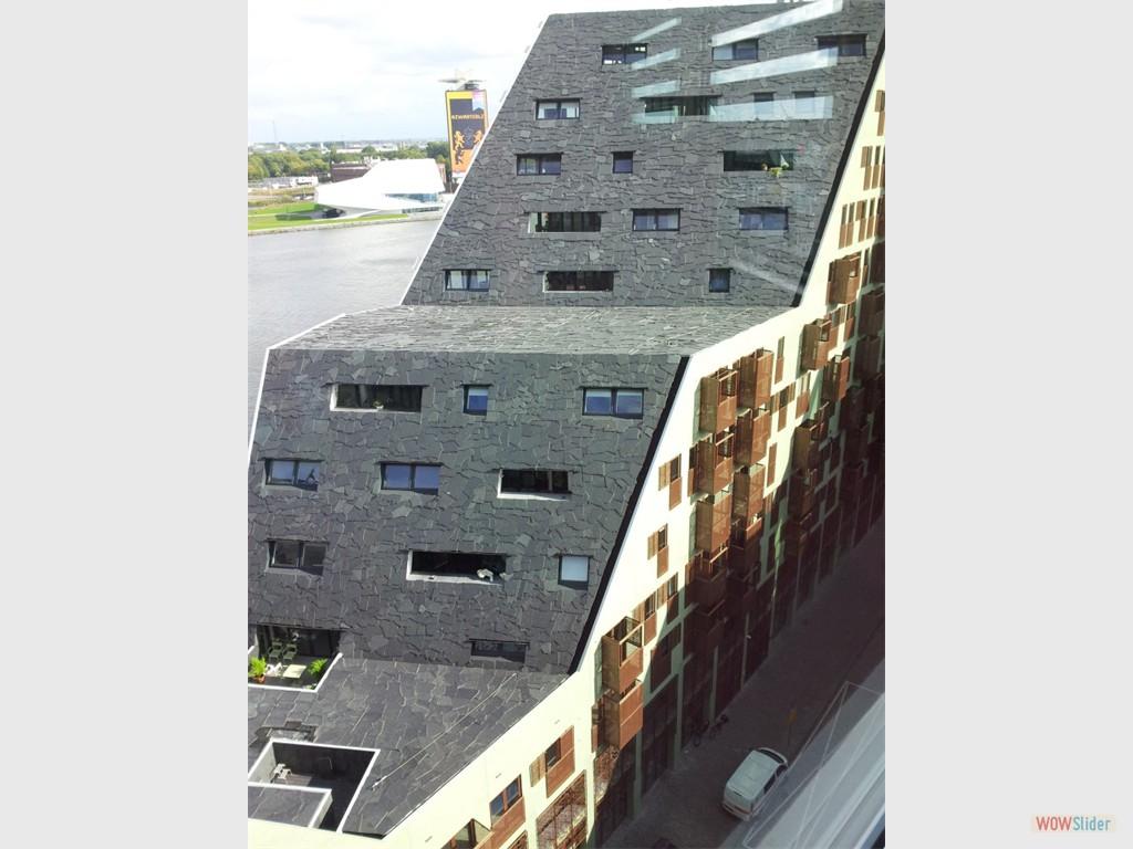 Appartementen-Amsterdam