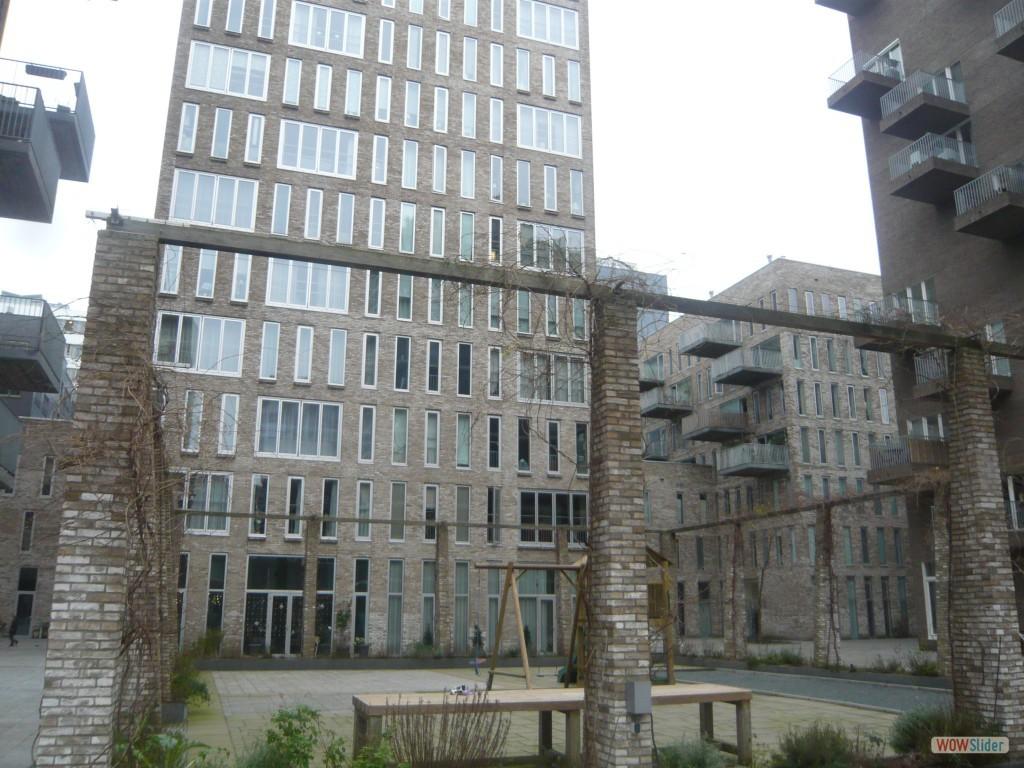 Westerdok-Amsterdam